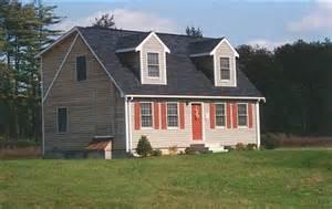 Cape Cod Dormer Rear Dormer Cape Home Renovation Ideas