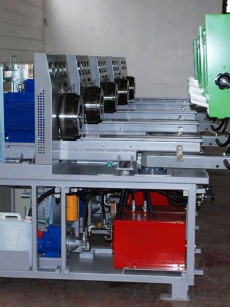 banco prova pompe diesel officina meccanica gastaldi scarnafici carpenteria