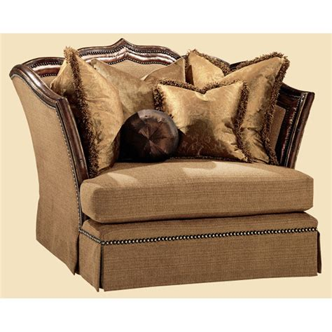 marge carson lz67 mc chairs lizette chair a half
