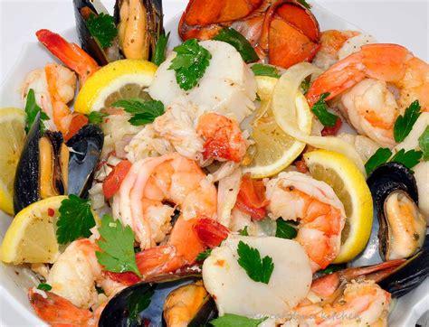 ina garten s shrimp salad barefoot contessa my carolina kitchen italian seafood salad
