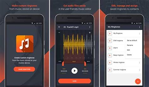ringtones maker for android phone ringtone maker wiz 1 0 8 apk for android apkmoded