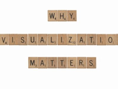 is viz a word in scrabble why visualization matters by saunders dribbble