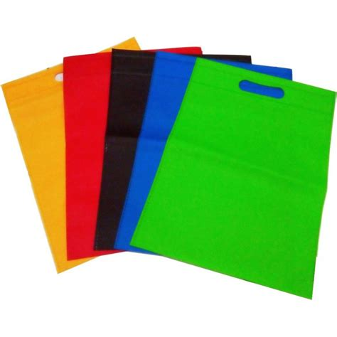 Kain Spunbond Shopee tas belanja kain shopping bag bahan spunbond uk 25 x 34 cm