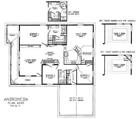 fuqua homes floor plans fuqua modular home floor plans