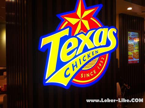loker terbaru di mm2100 lowongan kerja sma terbaru bandung di texas chicken