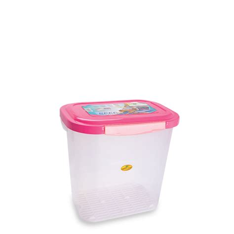 Rak Plastik 8 Kotak kotak kontainer multiguna keeper 12 8 liter