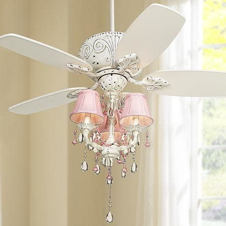 44 quot casa deville pretty in pink pull chain ceiling fan