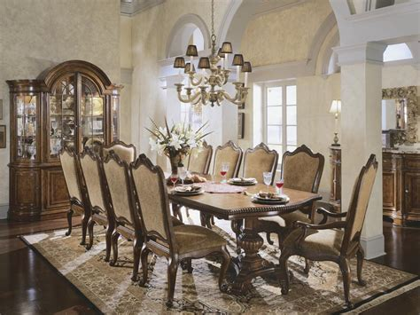 elegant dining room sets luxury dining room sets