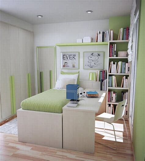 Small Teen Room | 10 cute small room arrangements for teens