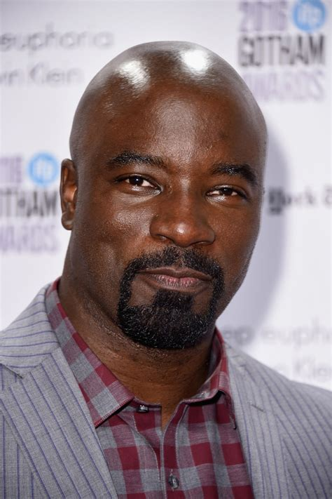 mike colter zimbio mike colter in 26th annual gotham independent film awards