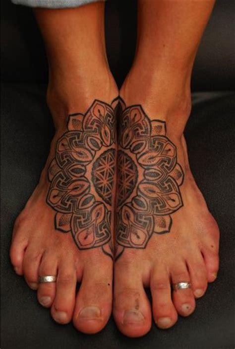 mandala foot tattoo 1000 ideas about mandala foot on foot
