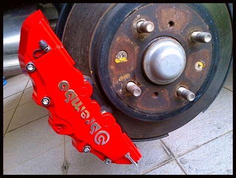 Cover Rem Brembo Mobil Cara Pemasangan Cover Brembo Pada Mobil Agen Aksesoris