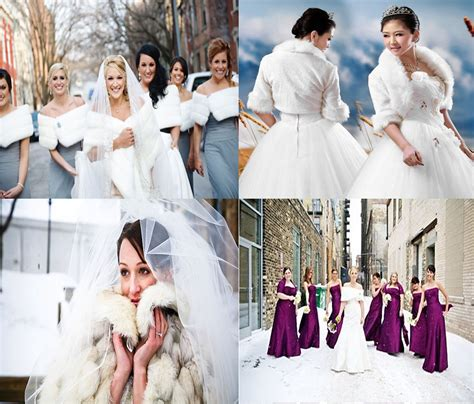 8 reasons why winter is a great time to get married