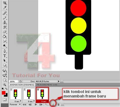 cara membuat gambar bergerak seperti video caramudah membuat animasi sederhana dengan photoshop