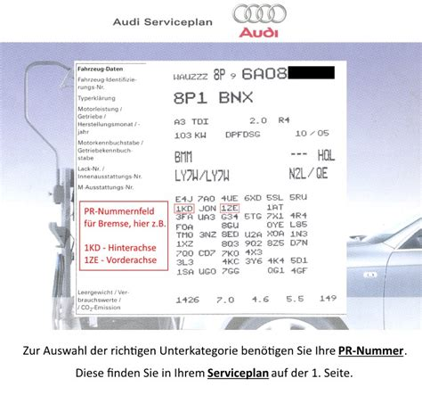 Audi Service Nummer by Vorderachse Bremse A4 B6 B7 8e Audi Teile Ahw