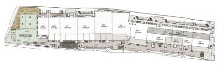 Bb T Center Floor Plan new orleans ernest n morial convention center
