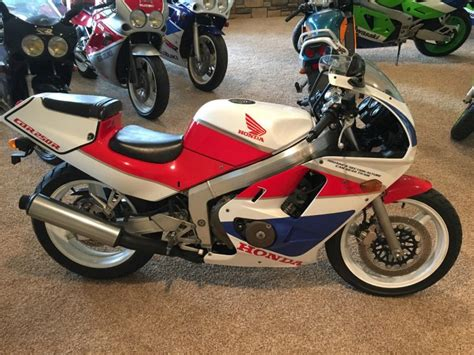 honda cbr 250 for sale tiny four 1988 honda cbr250r mc19 for sale