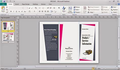 langkah membuat flyer langkah membuat brosur lebih menarik berkreasi