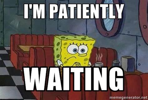 Meme Waiting - image f909c8611377b1fde26bc2398ae4c1d1 spongebob