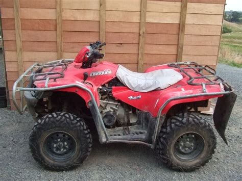 2009 Suzuki 400 King Atv Parts Motorcycle Wreckers Pre Owned Bike Parts