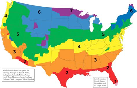 map us climate zones related keywords suggestions for climate zone 4