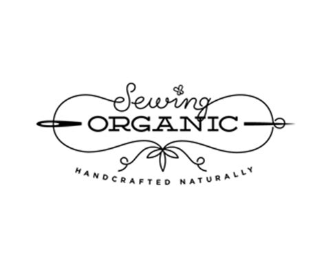 sewing organic designed by bigal67 | brandcrowd