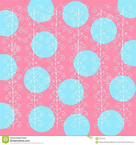 pattern paper uses pink handmade dot flower pattern digital paper stock