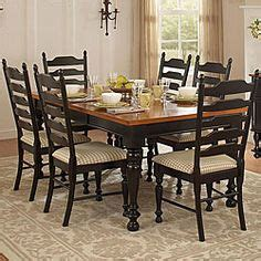 tables and chairs on dining sets refinished