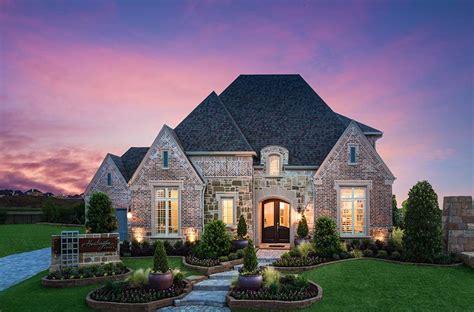 Huntington Homes prosper homebuilder highlight huntington homes windsong