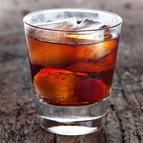 manhattan drink bulleit perfect manhattan cocktail recipe