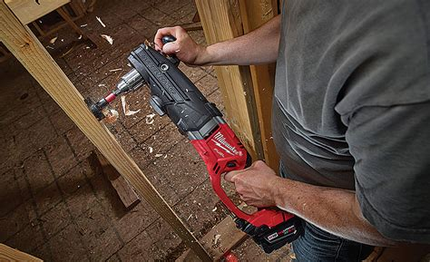 Milwaukee Plumbing Supply by Milwaukee Tool Cordless Right Angle Drill 2016 01 26
