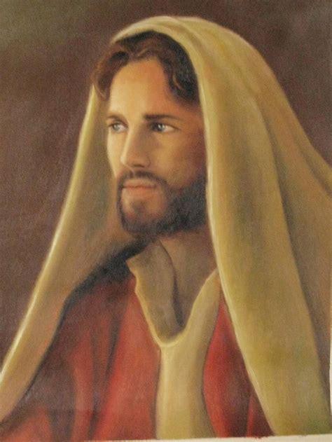 imagenes de jesucristo al oleo rostro de jesus luis antonio godoy choc artelista com en
