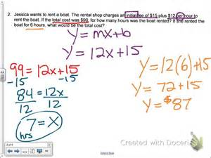 algebra 1 word problems linear equations systems of