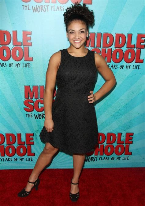 Year Of The Premiere by Laurie Hernandez Middle School The Worst Years Of My