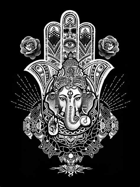 ganesh hamsa tattoo 63 best ganeshita namaste hamsa images on pinterest
