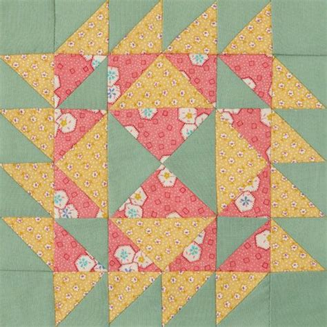 Patchwork Block Of The Month - mystery quilt block of the month quilts