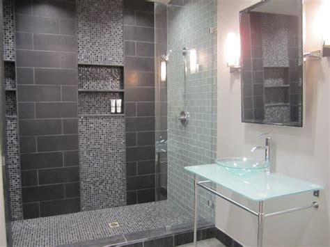 Slate Tile Bathroom Designs by Bathroom