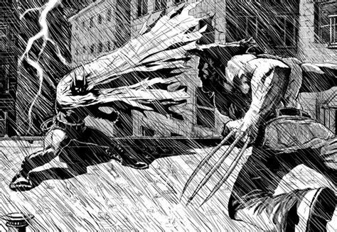 imagenes de wolverine vs superman hugh jackman dice qui 233 n ganar 237 a entre batman y wolverine