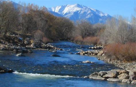 arkansas river nathrop colorado fly colorado rockies river towns salida howard coaldale