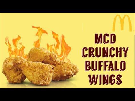 Mcd Buffalo Wings kenapa inovasi mcd selalu keren sih no sponsor review