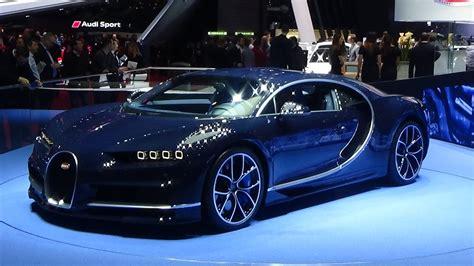 bugatti chiron 2018 2018 bugatti chiron geneva motor show 2017 youtube