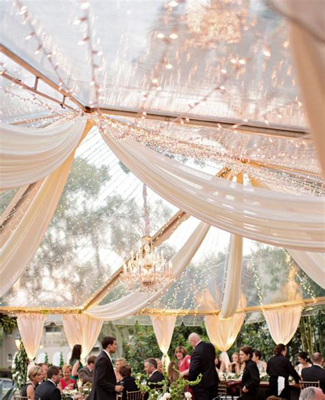 Ballroom Chandelier Outdoor Tent Wedding Reception Ideas Archives Weddings