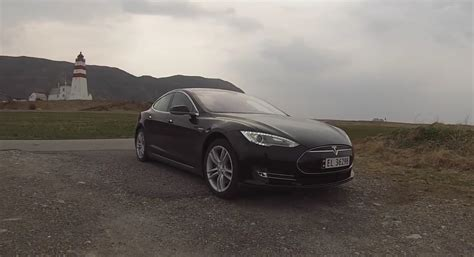 Tesla Model S Norge Here S How Tesla Sells The Model S In