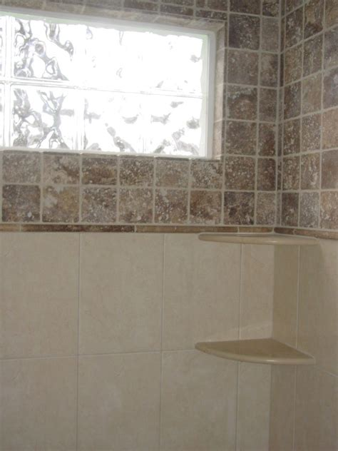 Porcelain Corner Shower Shelf by Astonishing Ceramic Tile Corner Shelf With Shower Tile And