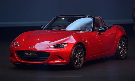 who makes mazda mazda makes mx 5 lighter more agile