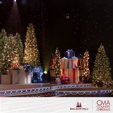balsam hill spreads christmas cheer cma country christmas
