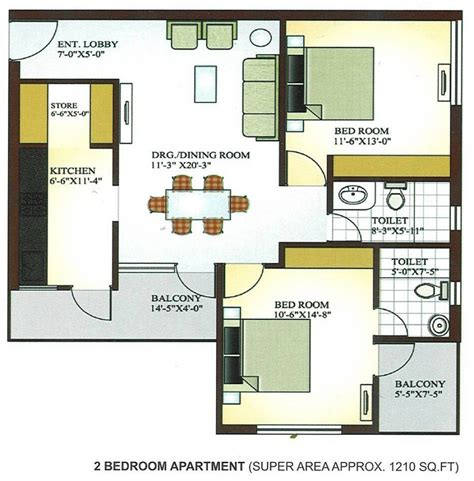 modern 2 bedroom apartment floor plans interior design 21 corner baths for small bathrooms