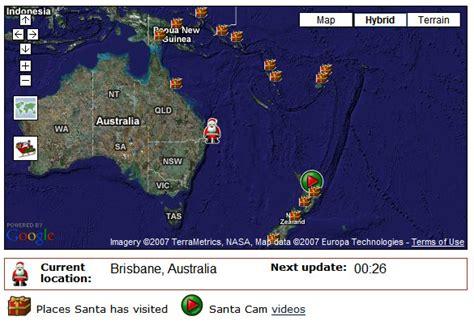 Santa Buzz Tracking Santa 2006 by 14 New Traditions To Start This Season