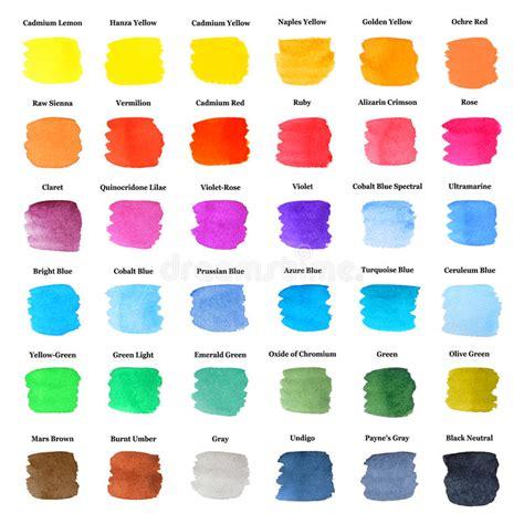 gamma di colori per interni gamma dei colori