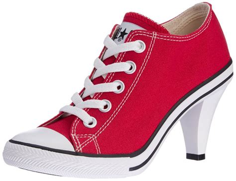 high heel sneakers new all converse sneakers high heel stiletto